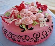 pink-roses-and-butterflies-cake