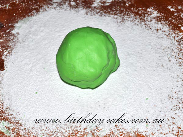 ready to roll marshmallow fondant