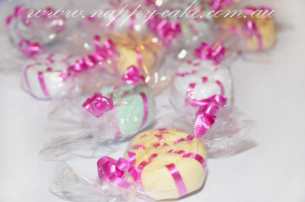 baby shower lollies